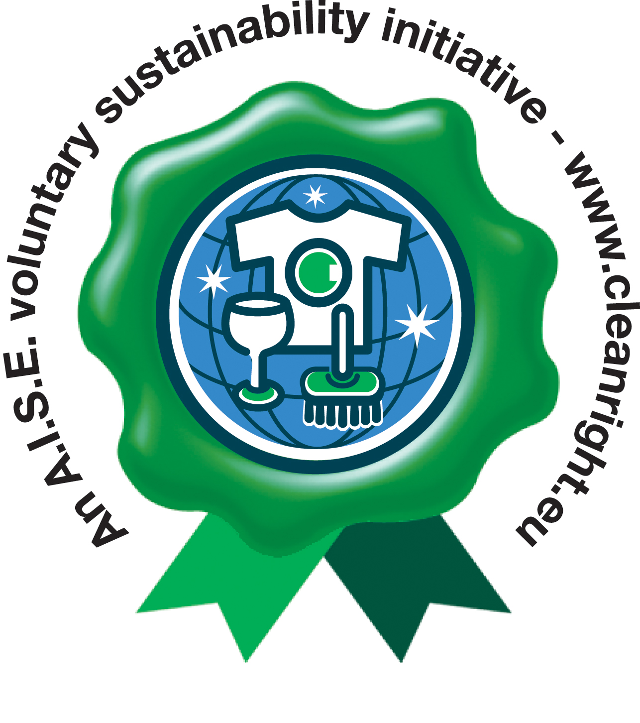 logo sustainable cleaning