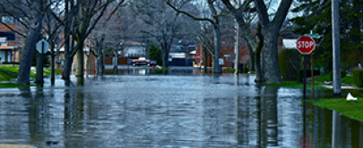 Inondations en Haute-Corse