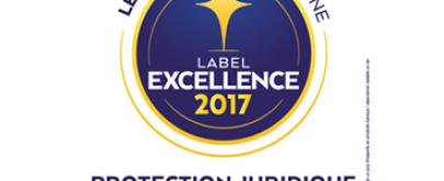 Label d'Excellence pour Generali Protection Juridique Vie Privée