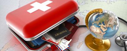Problèmes de santé à l'étranger, que faire?