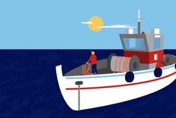 Prévenir les risques à bord de votre navire de pêche