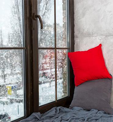 Protéger votre logement contre les dégâts de l'hiver