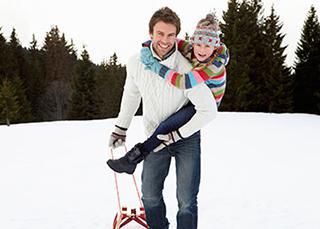 En hiver, soyez vigilant…en souscrivant la Garantie des Accidents de la Vie.