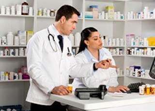 Affichage des prix des médicaments