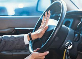 Un conducteur sur 4 est stressé au volant