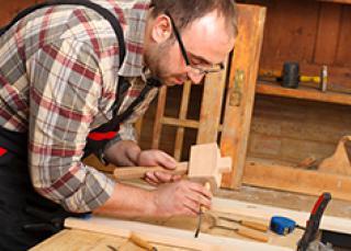 artisans, créateurs d'entreprise
