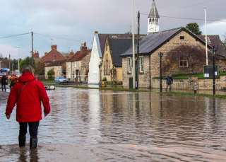 Crues et inondations