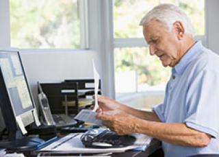 Gel des pensions de retraite
