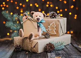 Les jouets de Noël peuvent être dangereux
