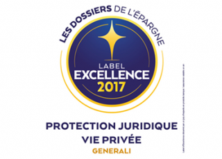 label d excellence 2018 pour protection juridique vie priv e. Black Bedroom Furniture Sets. Home Design Ideas