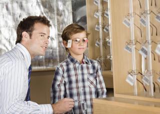 Le remboursement des lunettes par la sécurité sociale