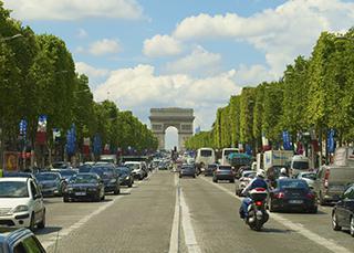 restrictions de circulation à Paris