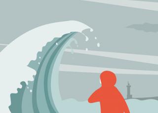 Submersion marine, quels sont les bons réflexes ?