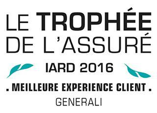 trophee assuré experience client
