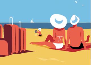 Vacances : les conseils avant de partir
