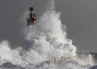Vigilance orange vents et vagues / submersion