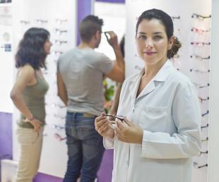 Assurance magasin d'optique