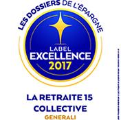 Label d'excellence 2017 La Retraite 15